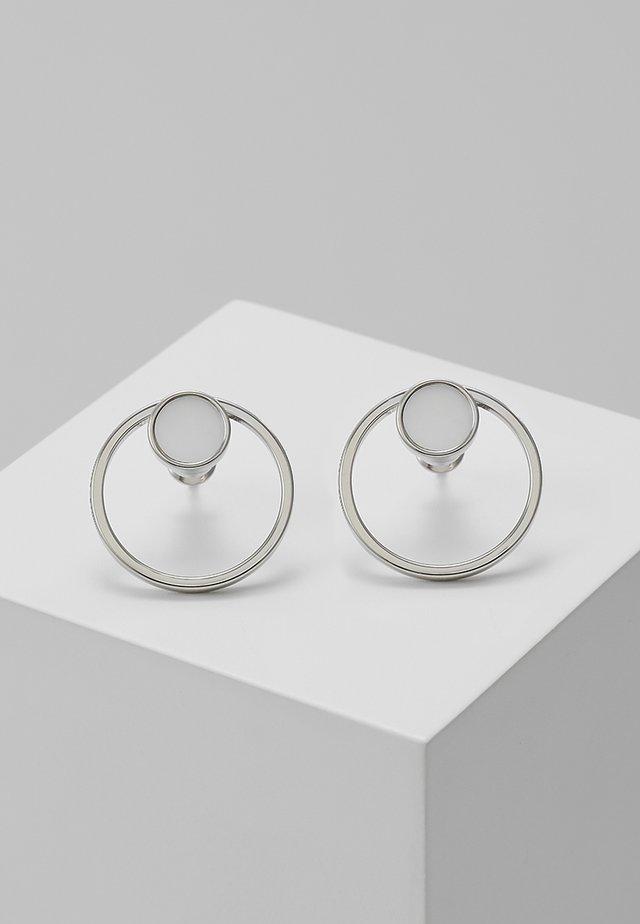AGNETHE - Ohrringe - silver-coloured