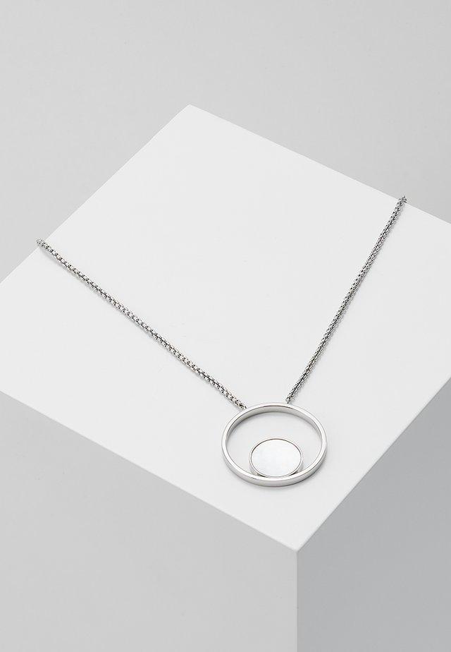 AGNETHE - Naszyjnik - silver-coloured