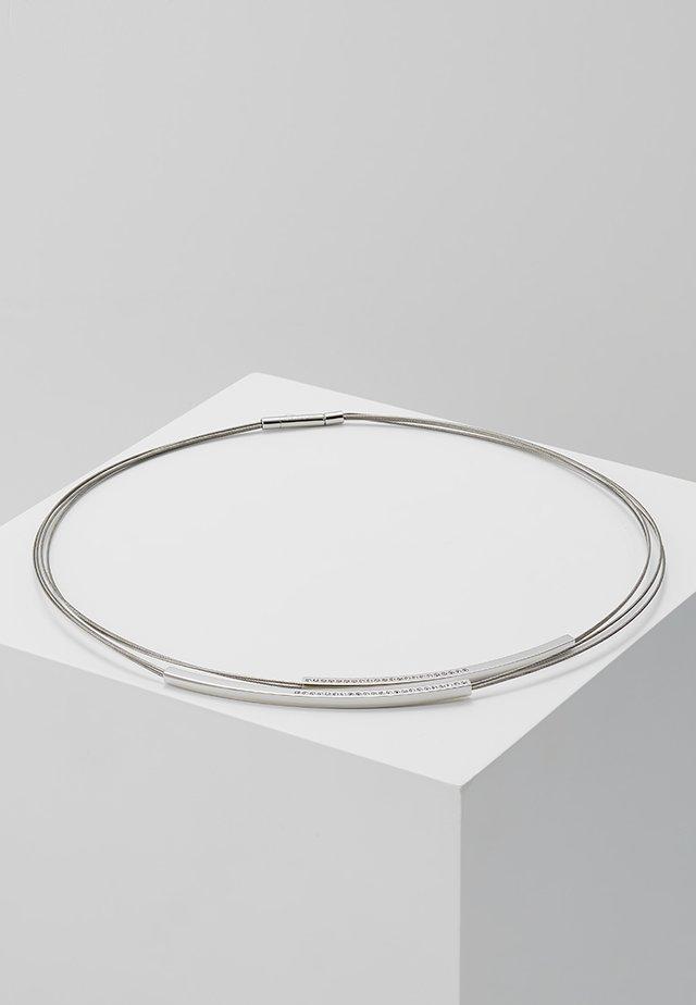 ELIN - Náhrdelník - silver-coloured