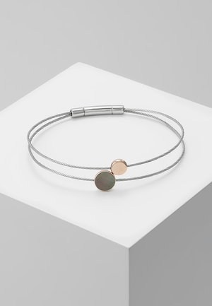 ANETTE - Armbånd - rose gold-coloured/silver-coloured