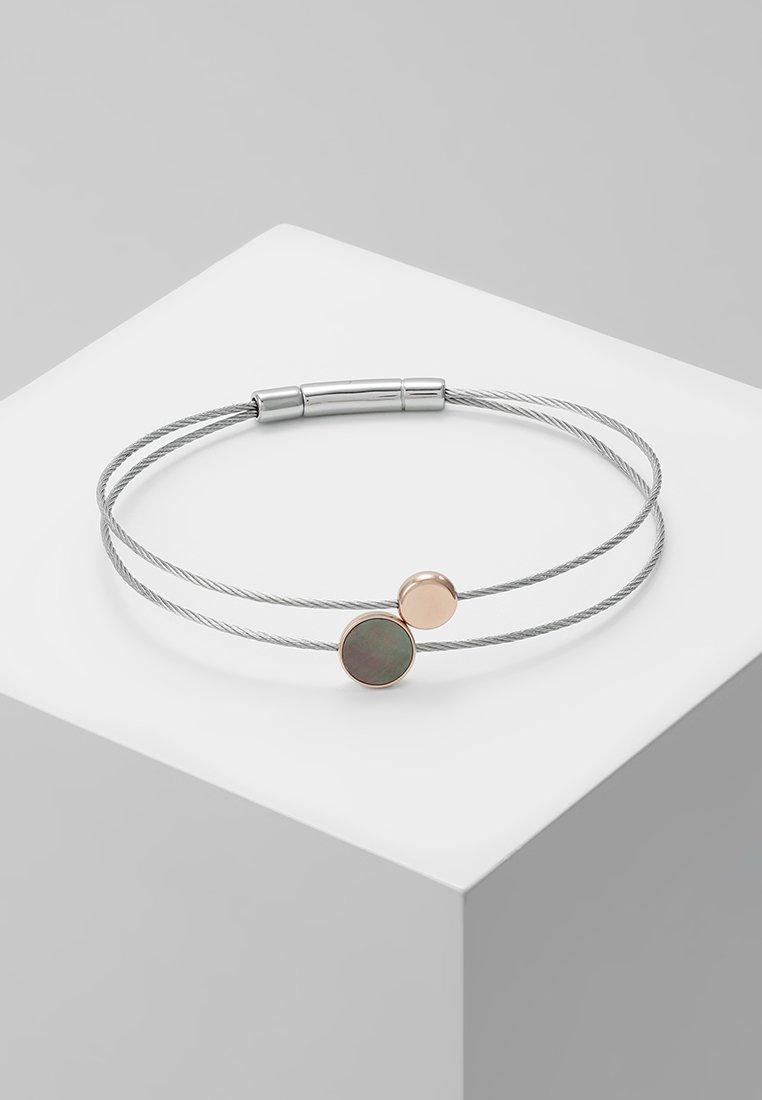 Skagen - ANETTE - Bransoletka - rose gold-coloured/silver-coloured