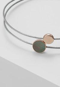 Skagen - ANETTE - Bransoletka - rose gold-coloured/silver-coloured - 4