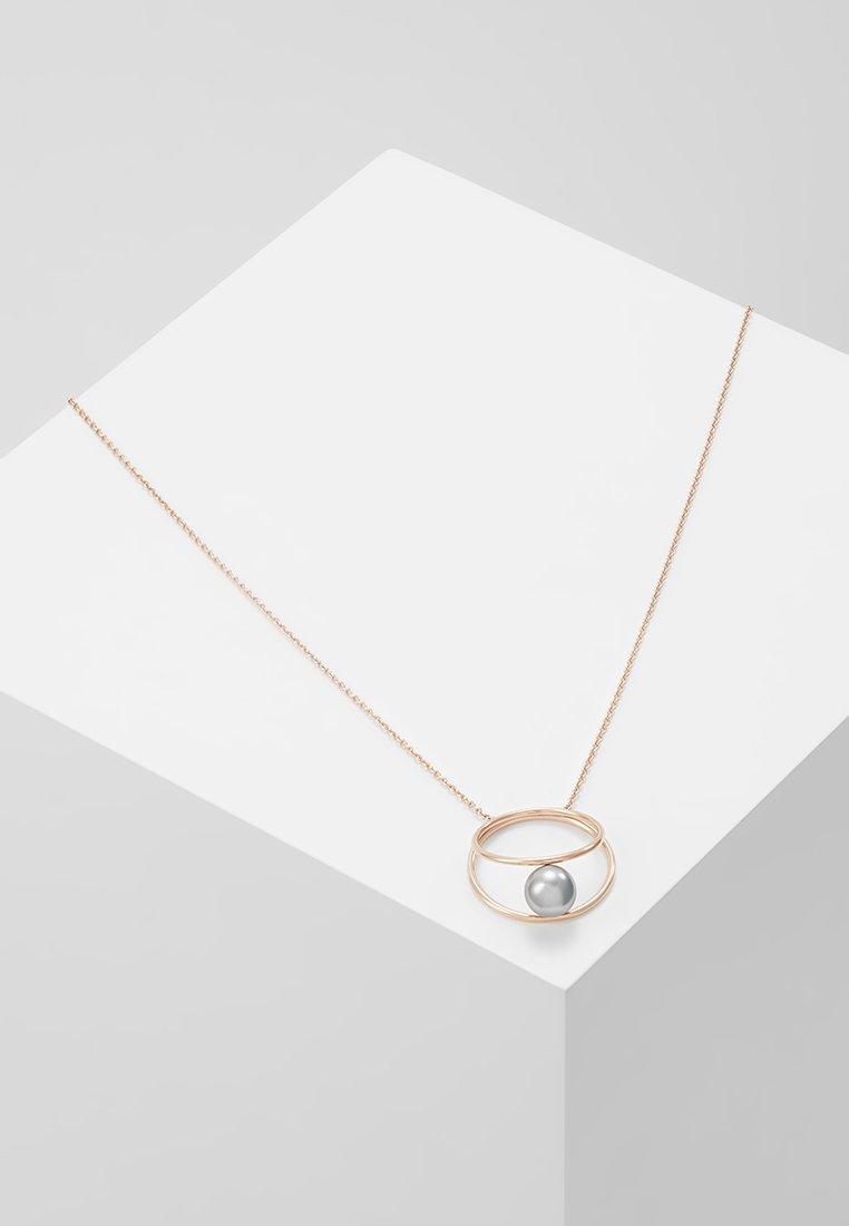 Skagen - AGNETHE - Necklace - roségold-coloured