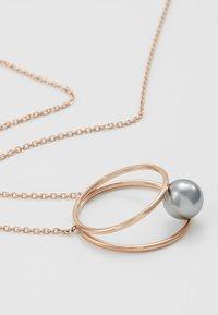 Skagen - AGNETHE - Necklace - roségold-coloured - 4
