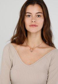 Skagen - AGNETHE - Necklace - roségold-coloured - 1