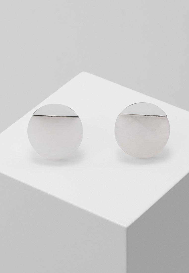 Skagen - ELLEN - Oorbellen - silver-coloured