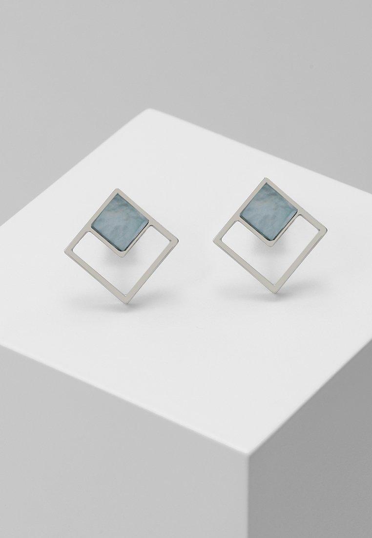 Skagen - AGNETHE - Pendientes - silver-coloured