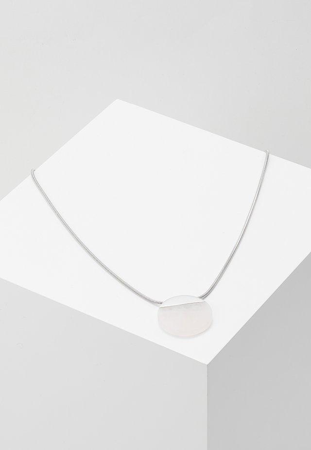 ELLEN - Náhrdelník - silver-coloured