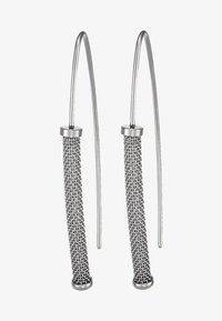 Skagen - MERETE - Kolczyki - silver-coloured - 4