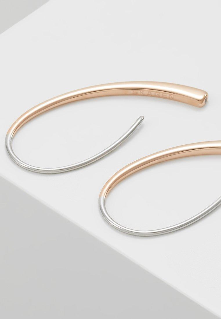 Skagen - ELIN - Pendientes - roségold-coloured/silver-coloured