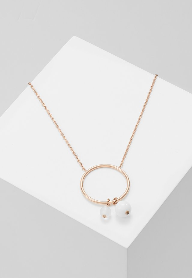 SEA - Necklace - roségold-coloured
