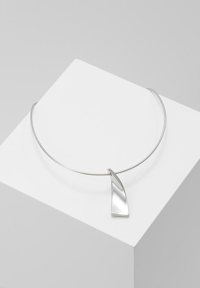 KARIANA - Necklace - silver-coloured