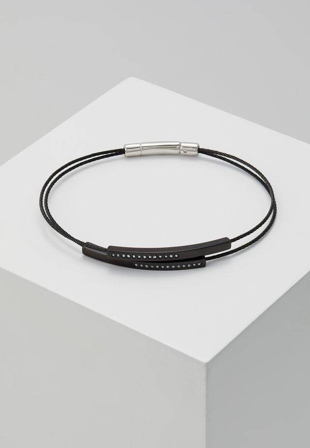 ELIN - Armband - black