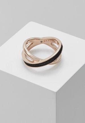 MERETE - Ring - black