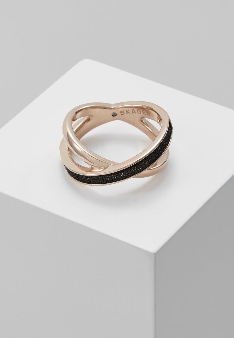 Skagen - MERETE - Ring - black
