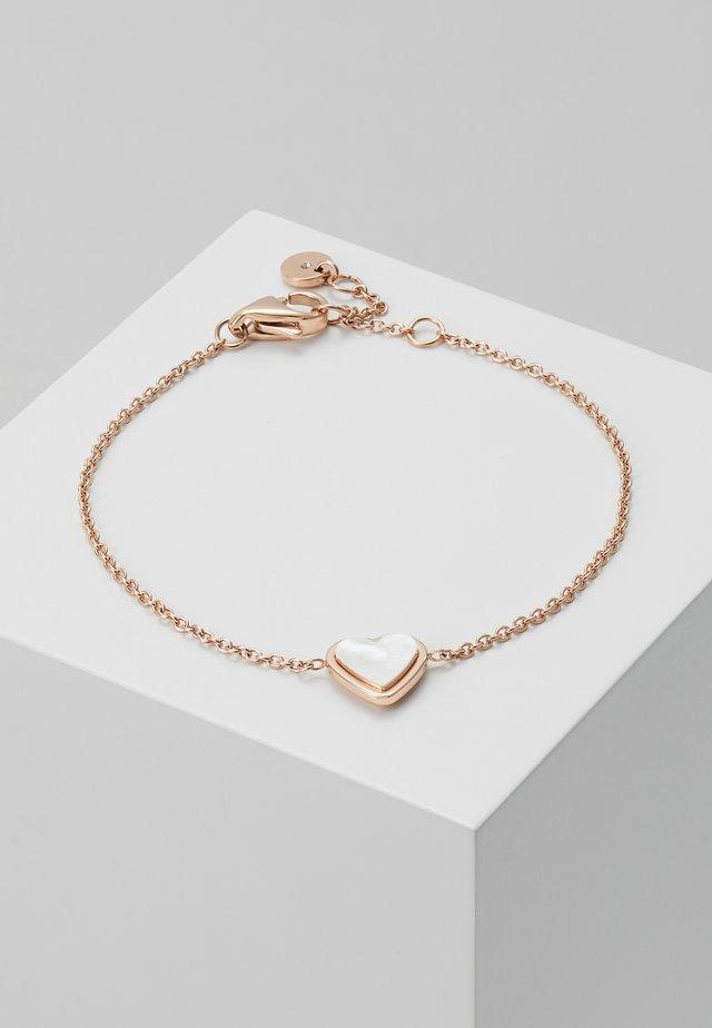 KATRINE - Armband - rose gold-coloured