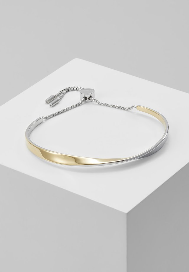 KARIANA - Armband - silver-coloured/gold-coloured
