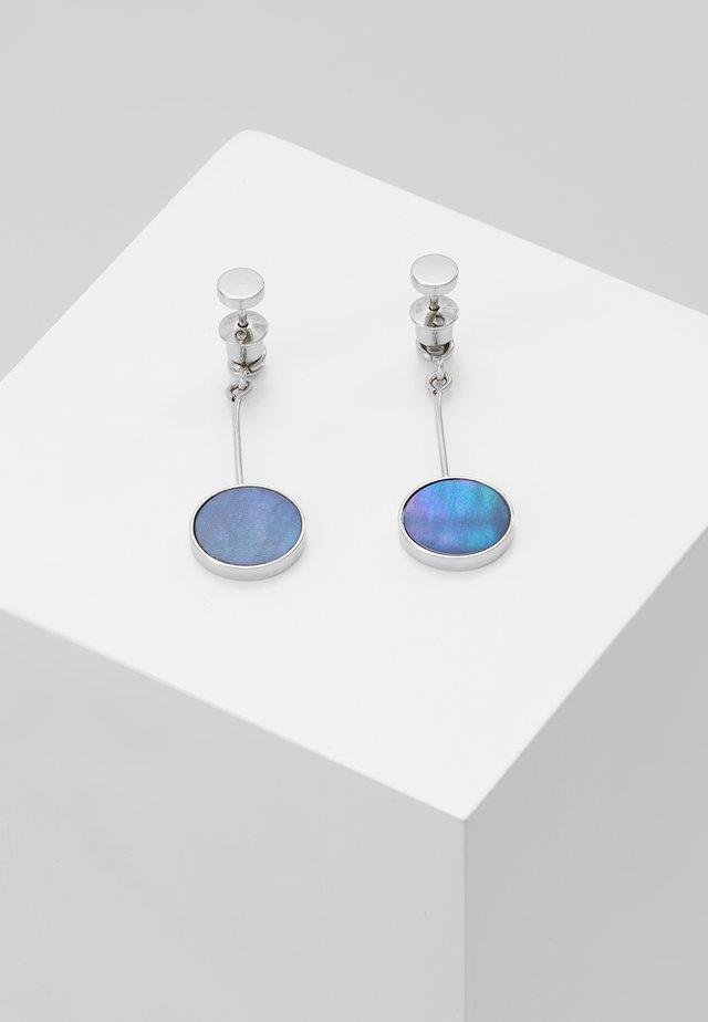 AGNETHE - Kolczyki - silver-coloured