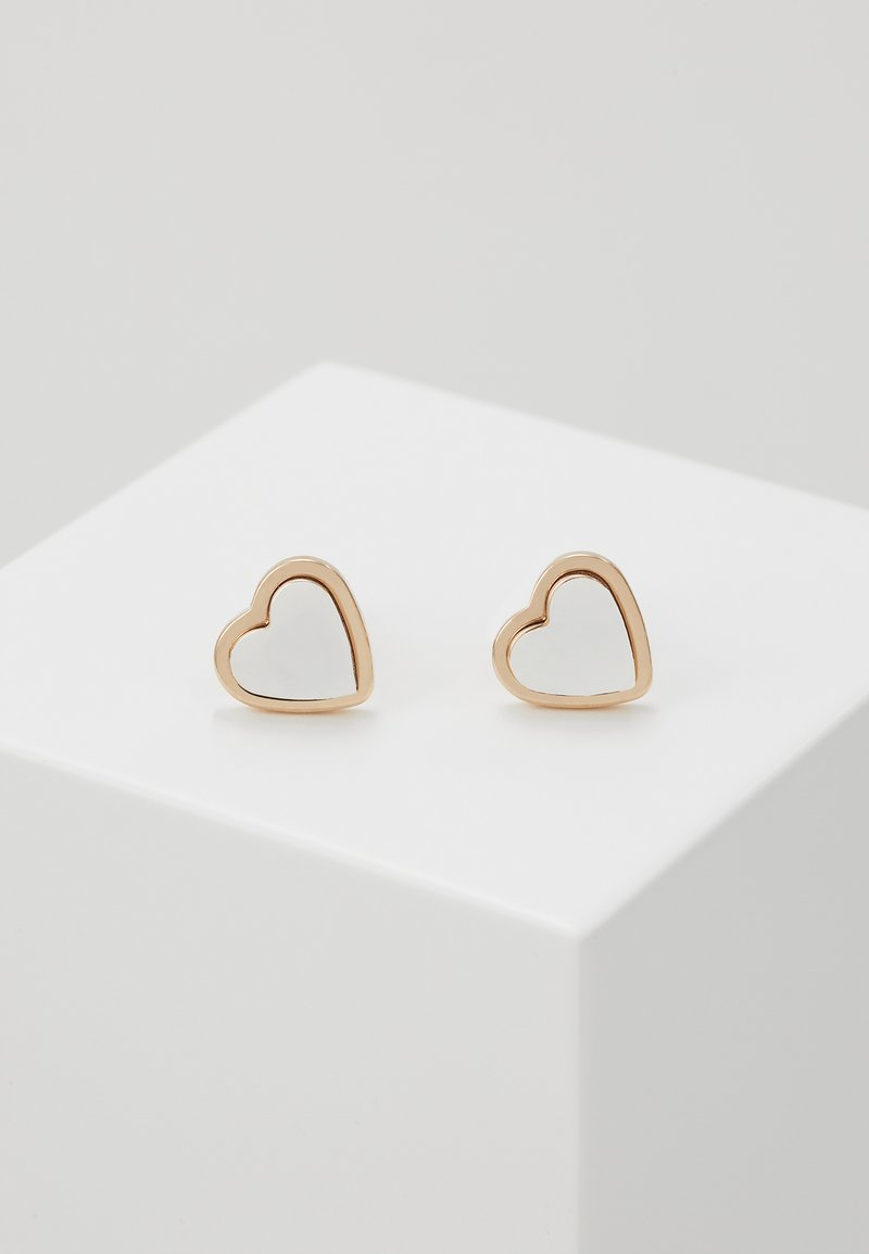 Skagen - KATRINE - Pendientes - rose gold-coloured