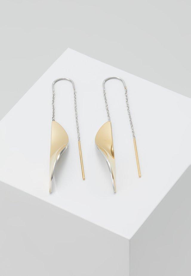 KARIANA - Náušnice - silver-coloured/gold-coloured