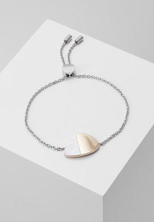AGNETHE - Armbånd - silver-coloured