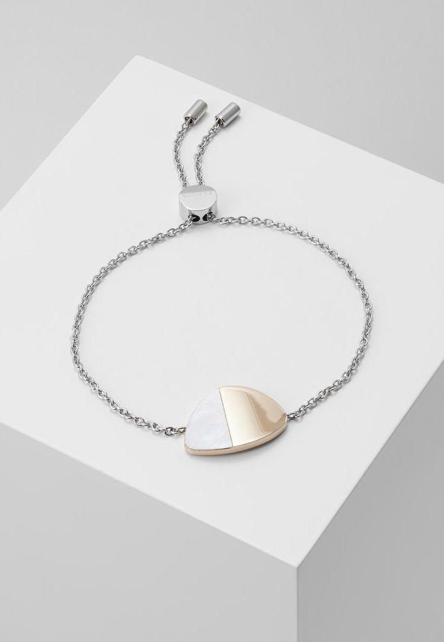 AGNETHE - Náramek - silver-coloured