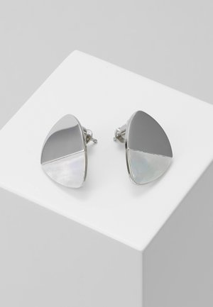 AGNETHE - Pendientes - silver-coloured