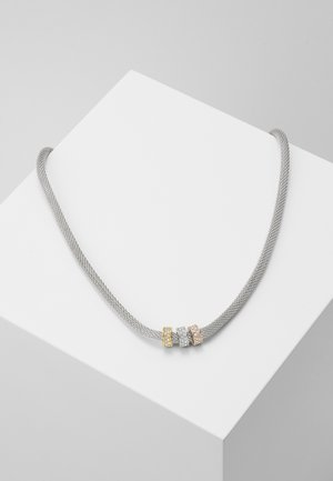 MERETE - Necklace - tri tone