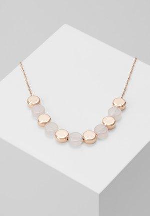 ELLEN - Necklace - rose gold-coloured