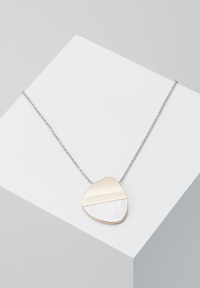 AGNETHE - Náhrdelník - silver-coloured