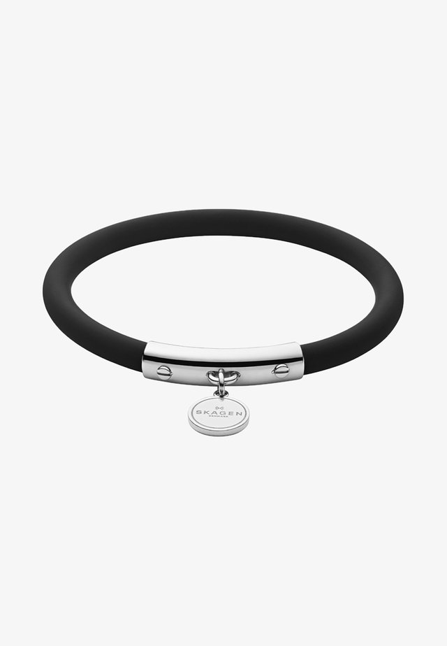 BLAKELY - Bracelet - black silver-coloured