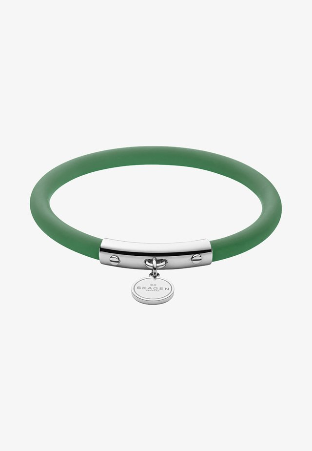 BLAKELY - Armband - green/silver-coloured