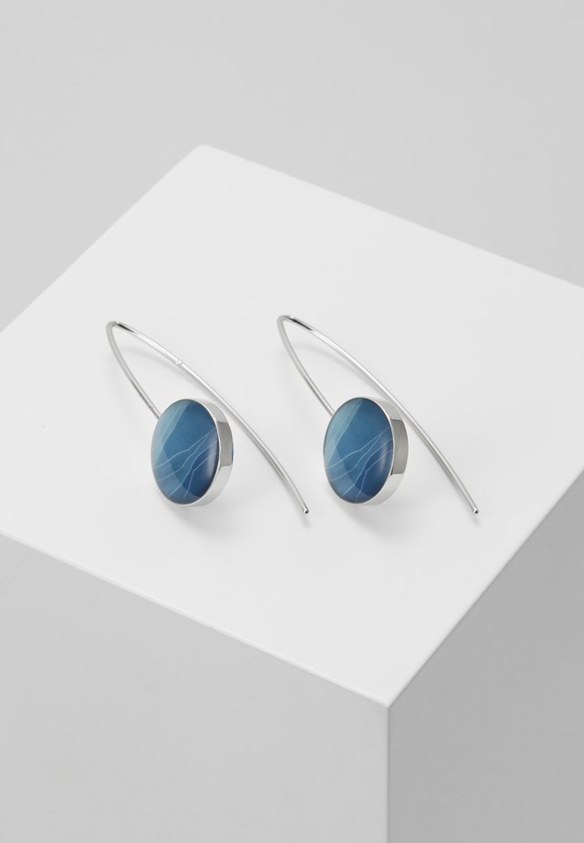AGNETHE - Earrings - silver-coloured