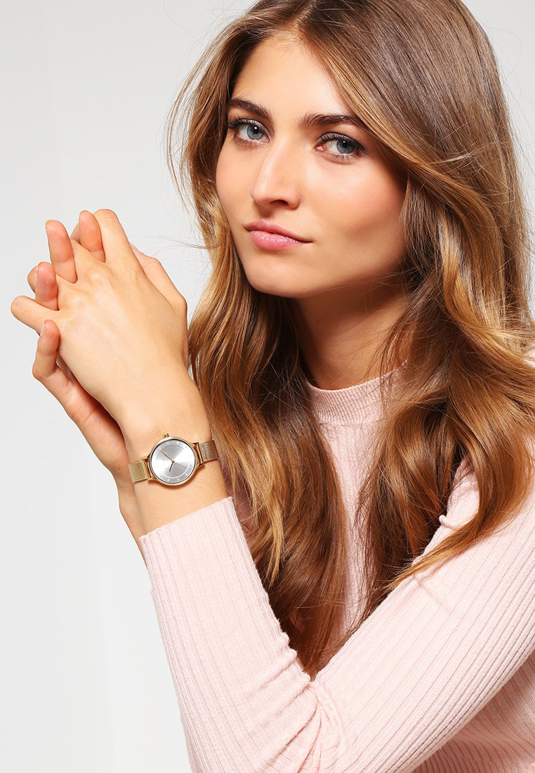 Skagen - Horloge - gold-coloured