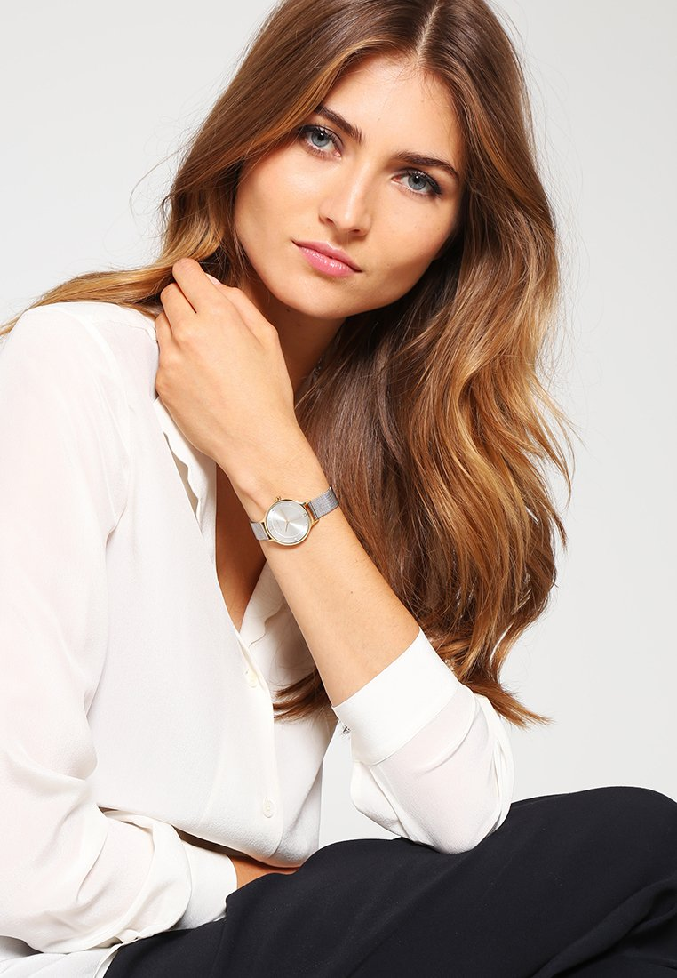 Skagen - Horloge - silver-coloured