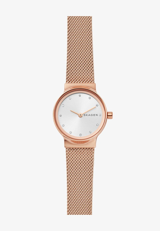FREJA - Klocka - rose gold-coloured