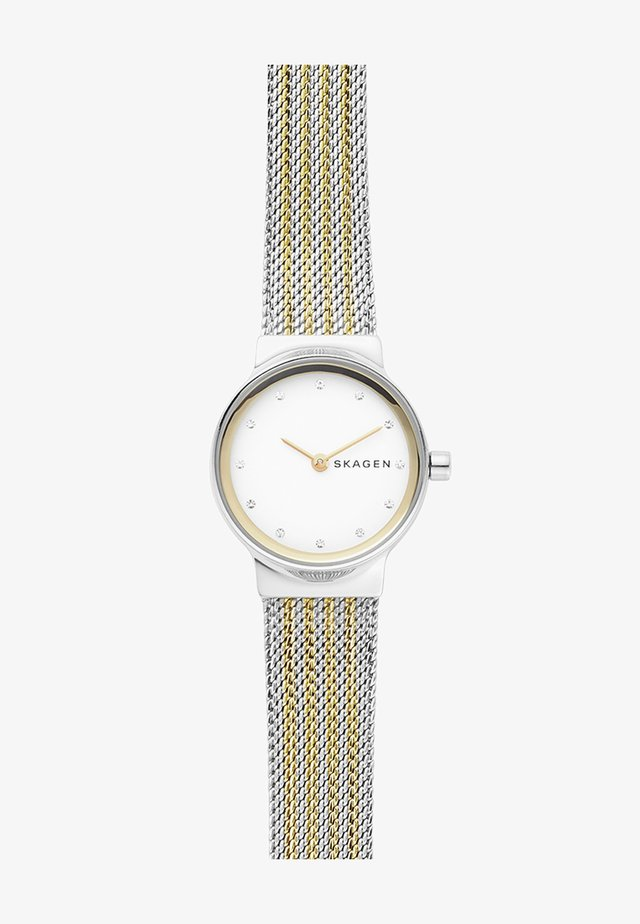 FREJA - Zegarek - silver-coloured/gold-coloured