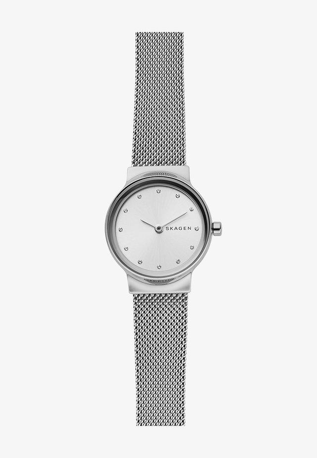 FREJA - Ure - silver-coloured