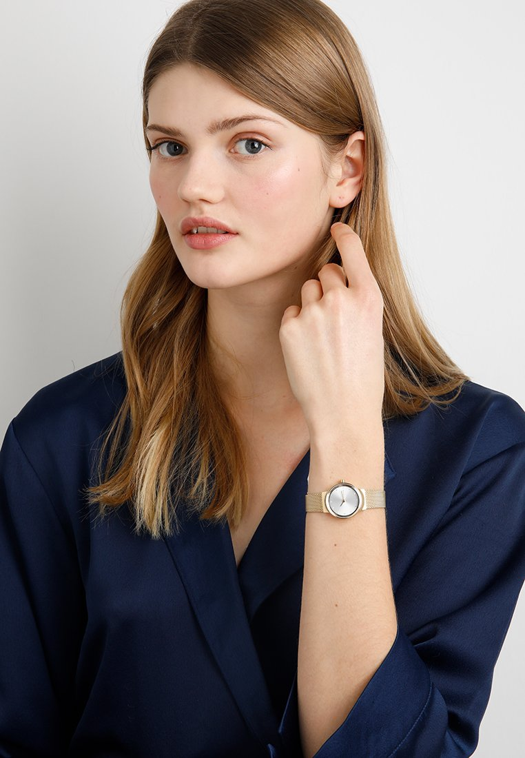 Skagen - FREJA - Horloge - gold-coloured