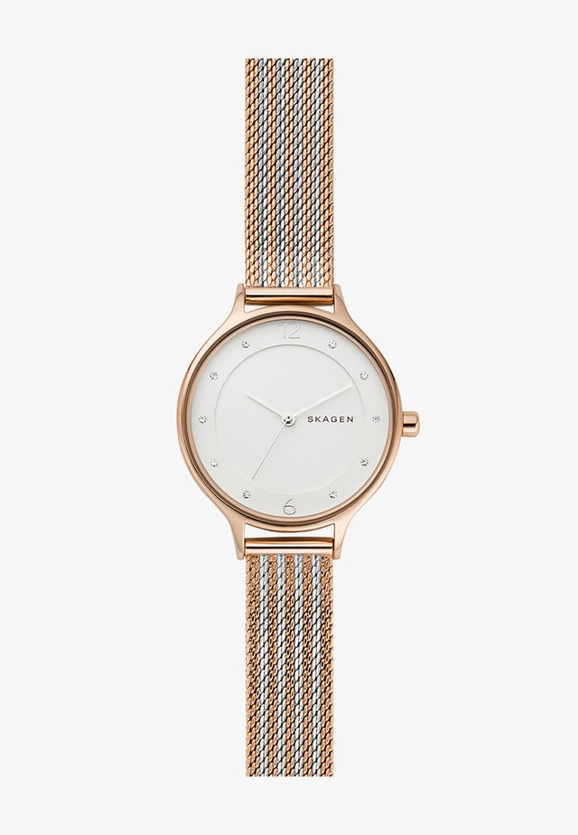 ANITA - Zegarek - roségold-coloured/silber-coloured