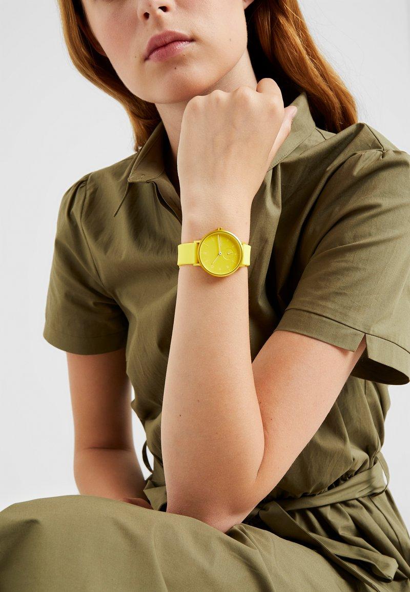 Skagen - AAREN - Zegarek - yellow