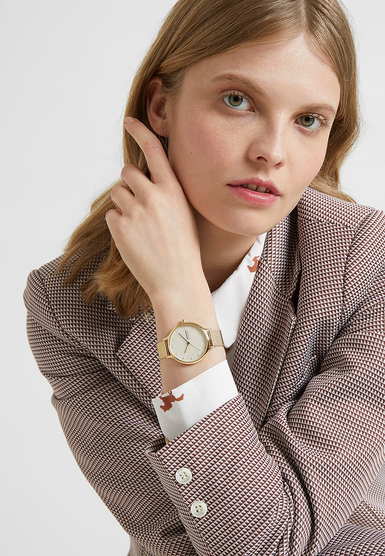 Skagen - ANITA - Klokke - gold-coloured