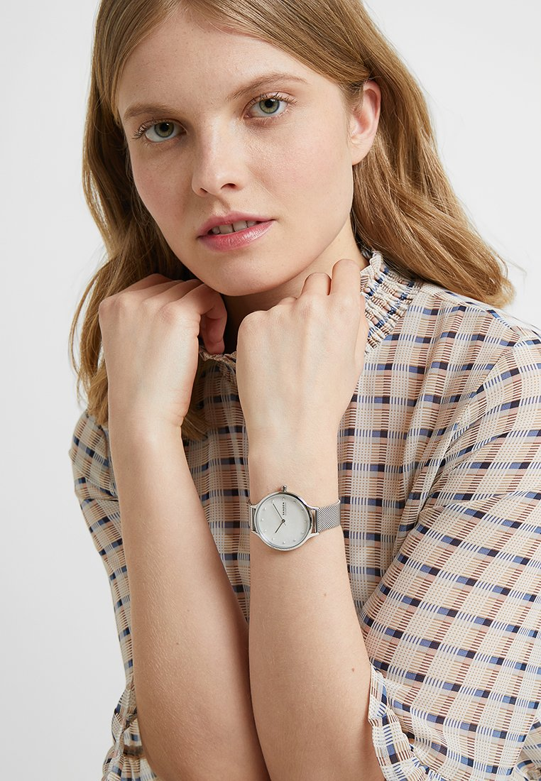 Skagen - ANITA - Uhr - silver-coloured