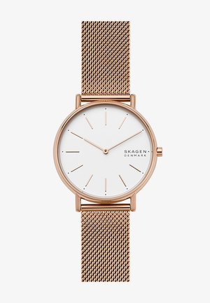 SIGNATUR - Watch - roségold-coloured
