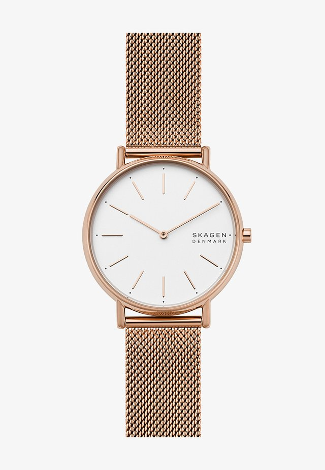 SIGNATUR - Zegarek - roségold-coloured