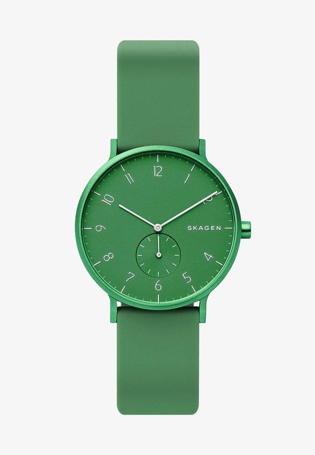 AAREN - Klocka - green