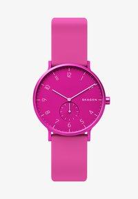 Skagen - AAREN - Hodinky - pink - 1