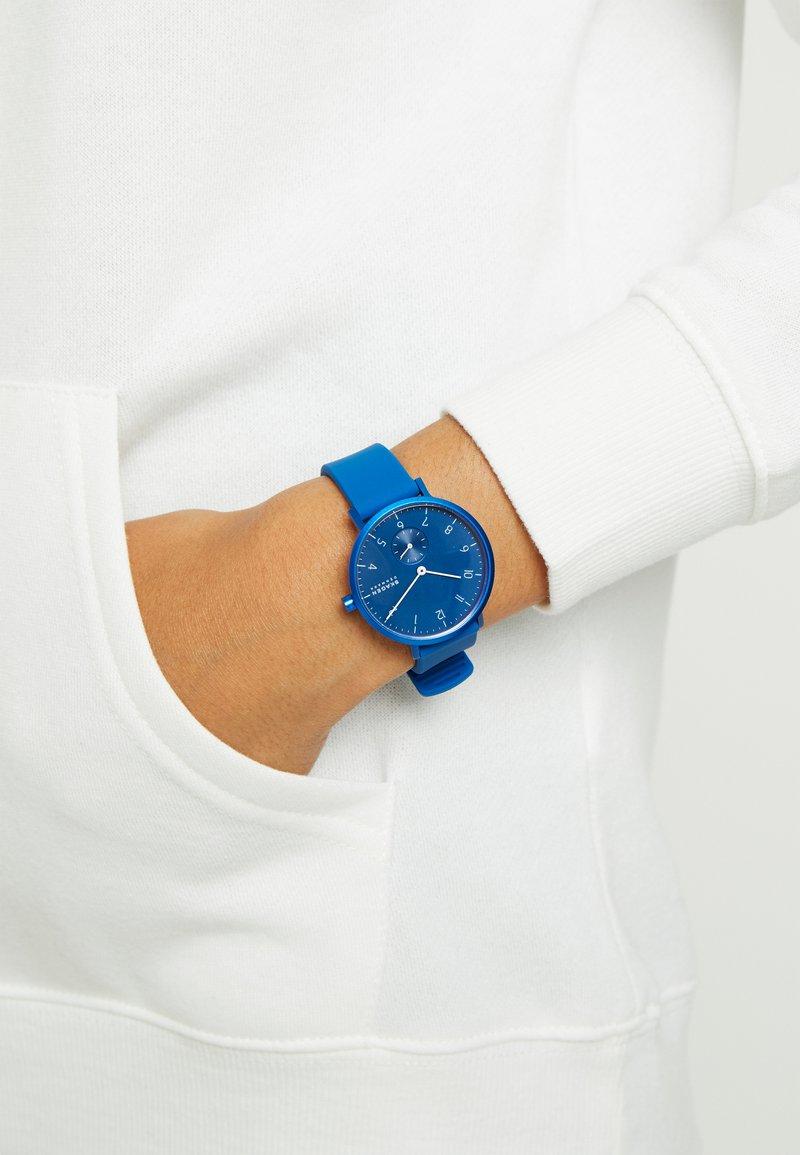 Skagen - AAREN - Uhr - blue