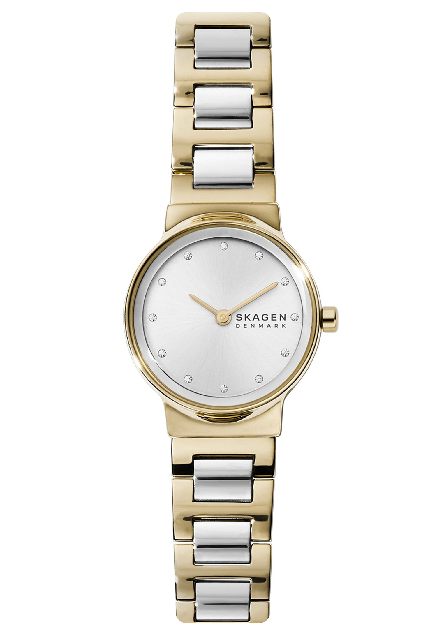 Skagen FREJA - Klokke - gold-coloured/silver-coloured