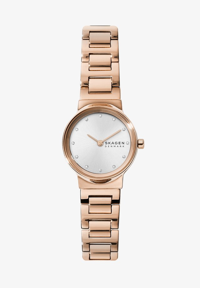FREJA - Zegarek - rose gold-coloured